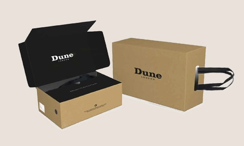 Dune London Packaging