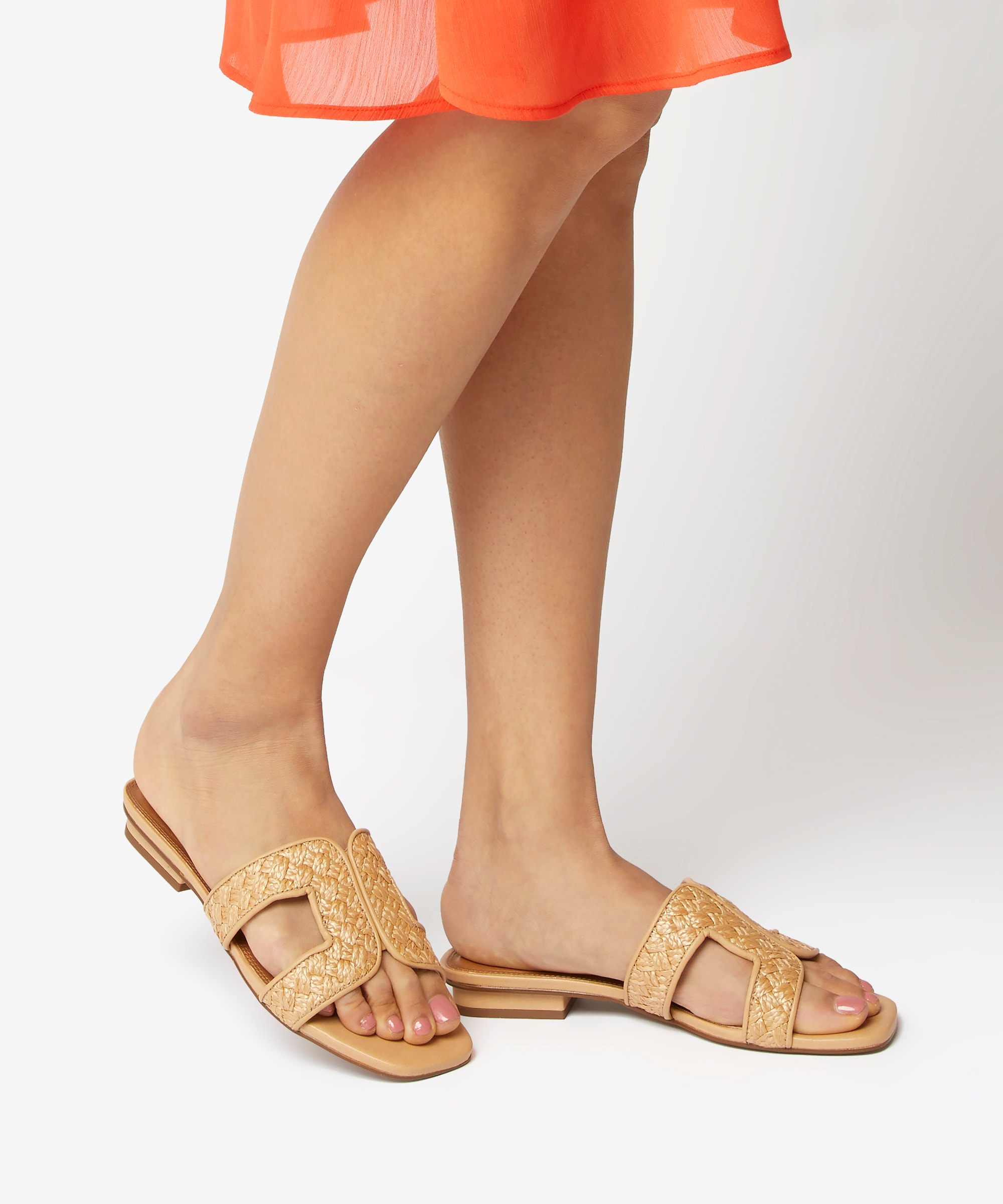 thumbnail 8 - Dune Ladies LOUPE Smart Slider Sandals