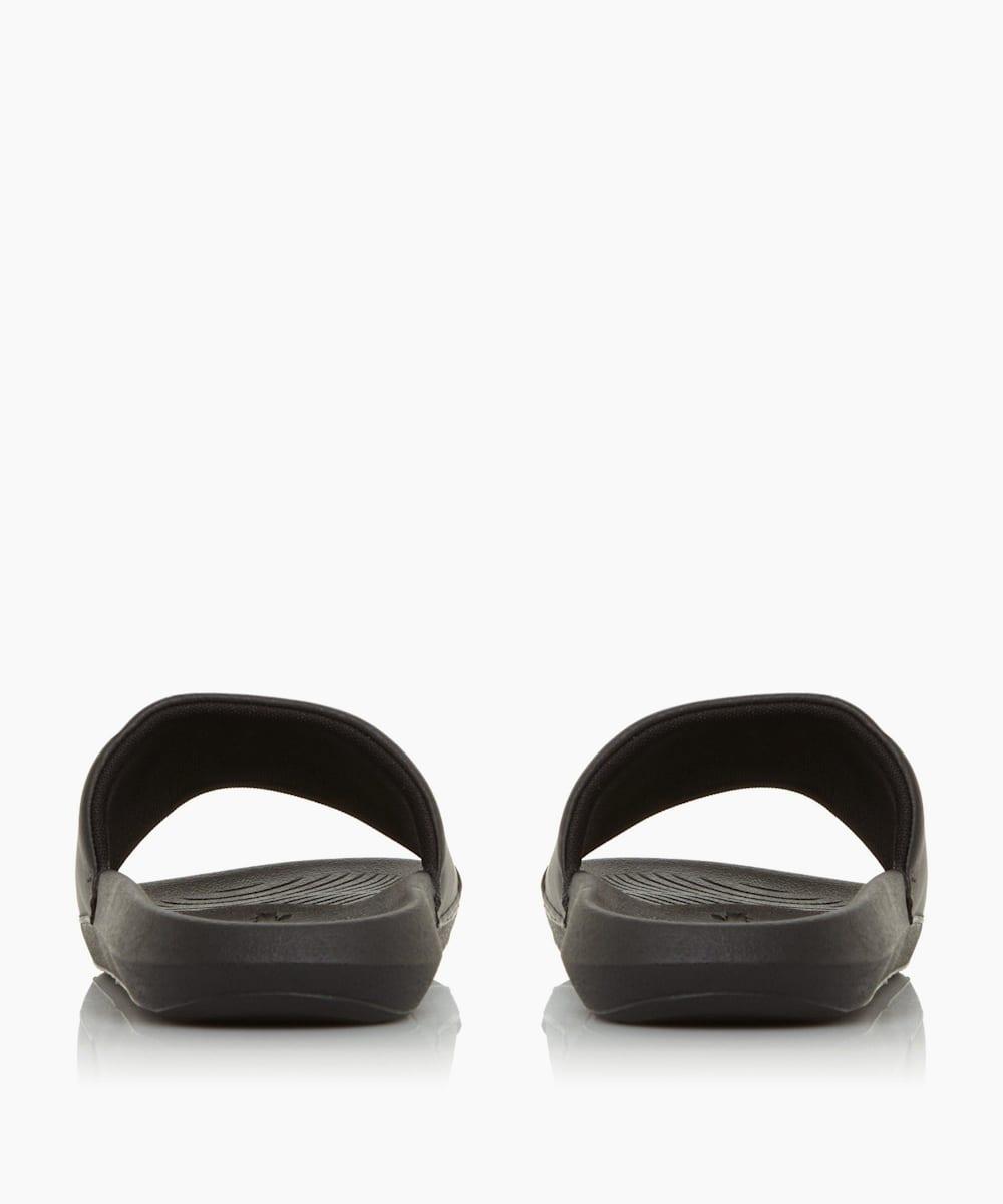 CROCO SLIDE 319, Black, medium
