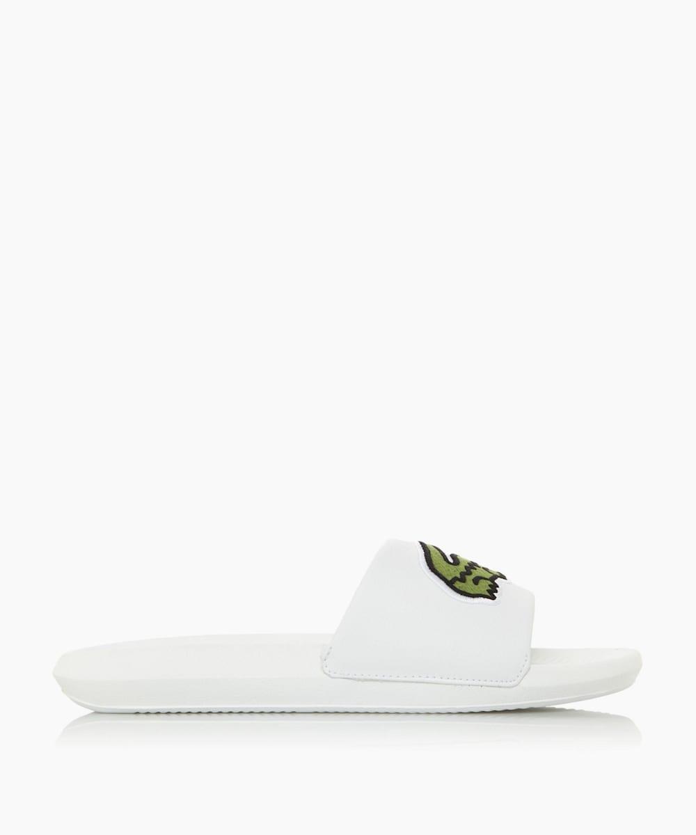 CROCO SLIDE 319 - White