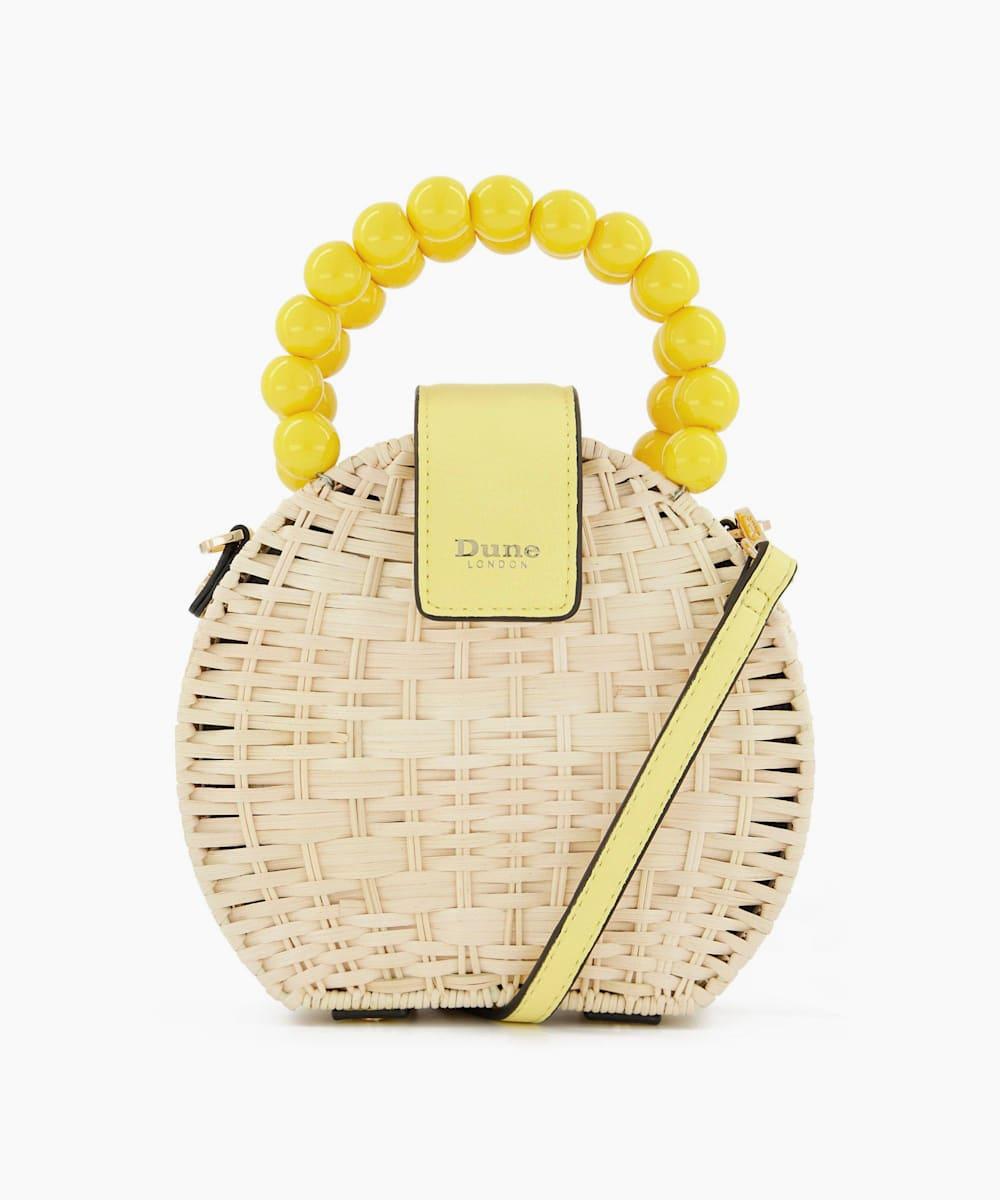 DUSTIIN - Yellow