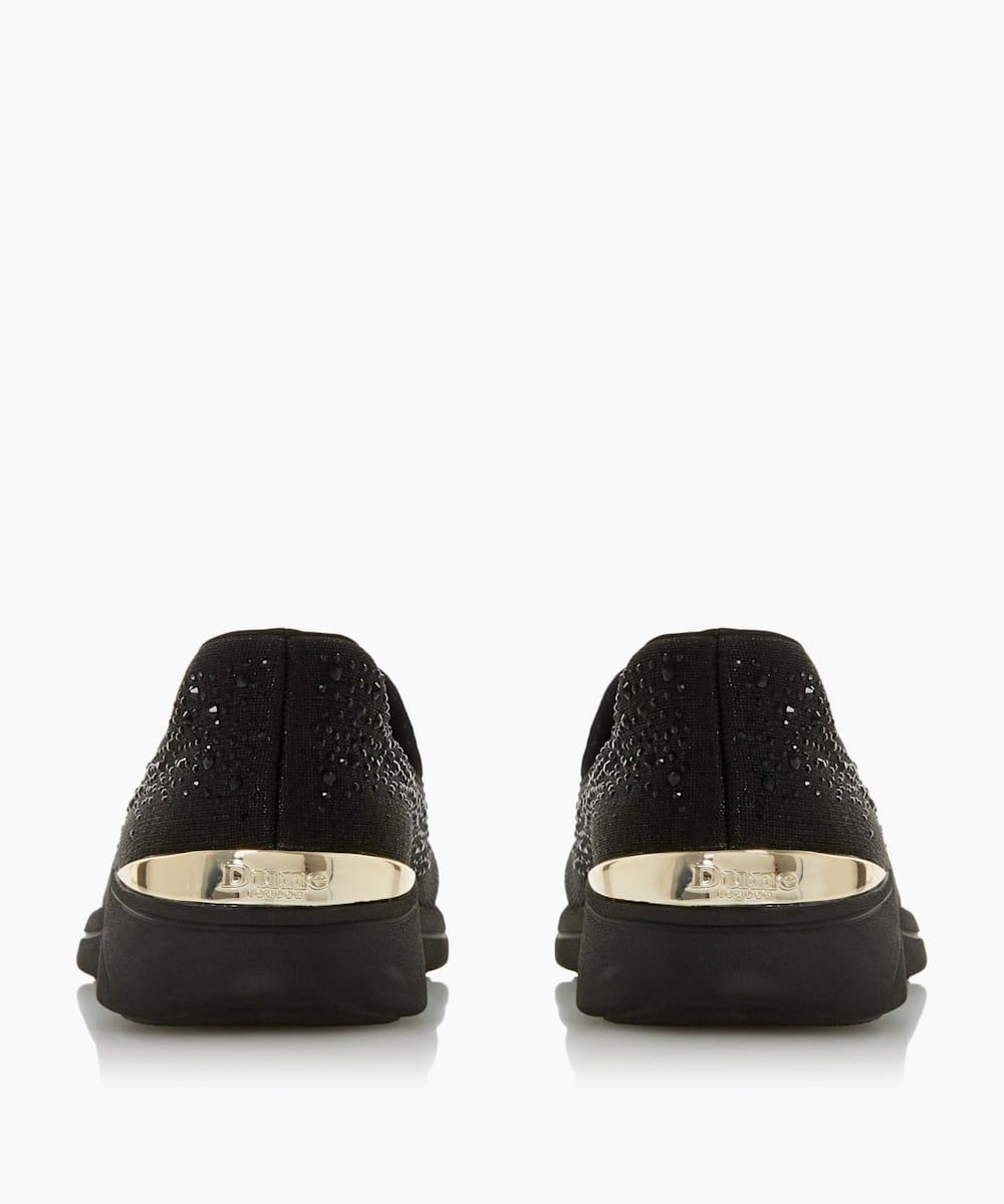 EASY SLIPPER CU, Black, medium