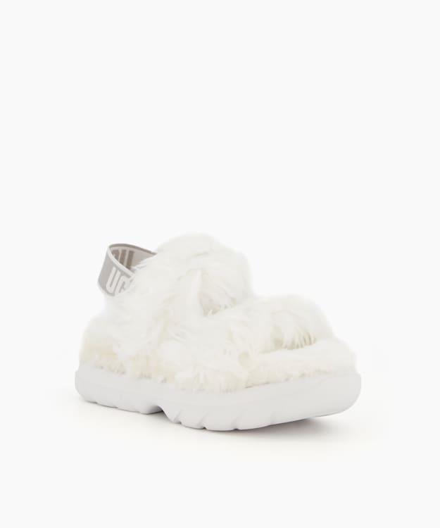 FLUFF SUGAR, White, medium