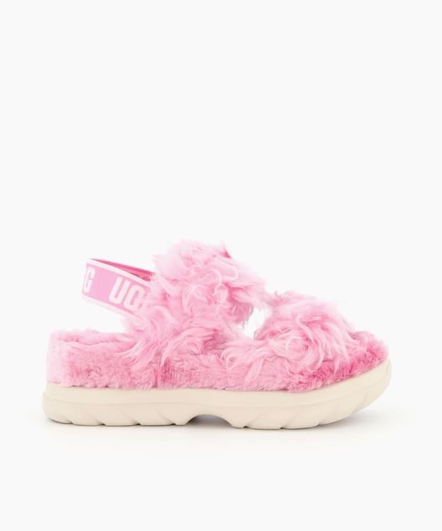 FLUFF SUGAR - Pink