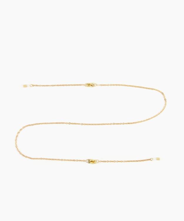 SUNGLASS CHAIN, Gold, medium