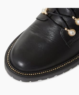 PEARLEY, Black, small