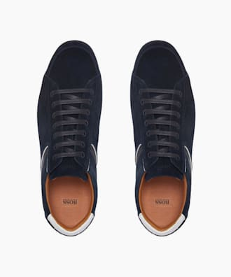 SATURN LOW, Navy, small