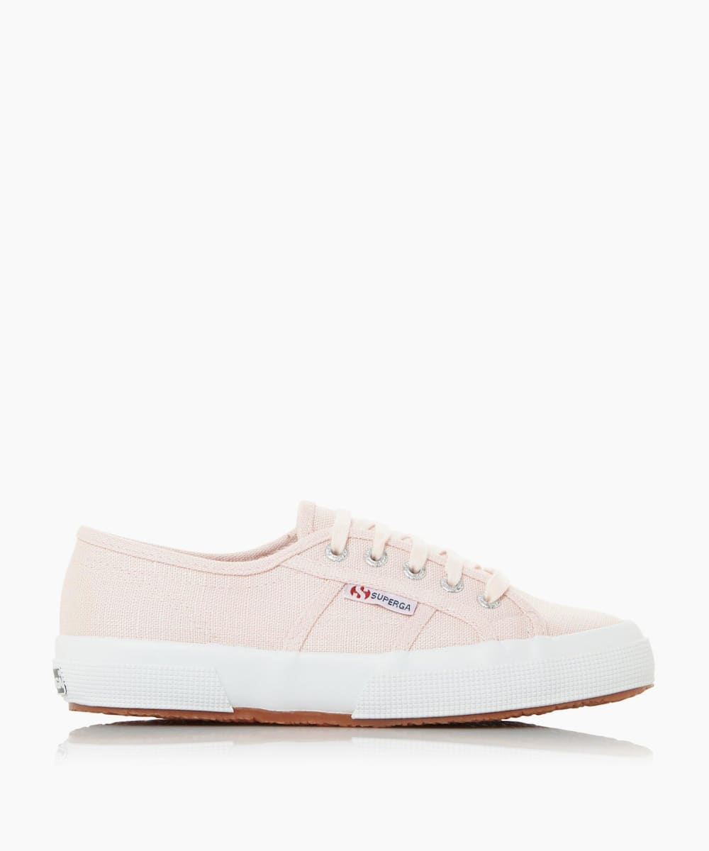 Cup Sole Lace Up Trainers