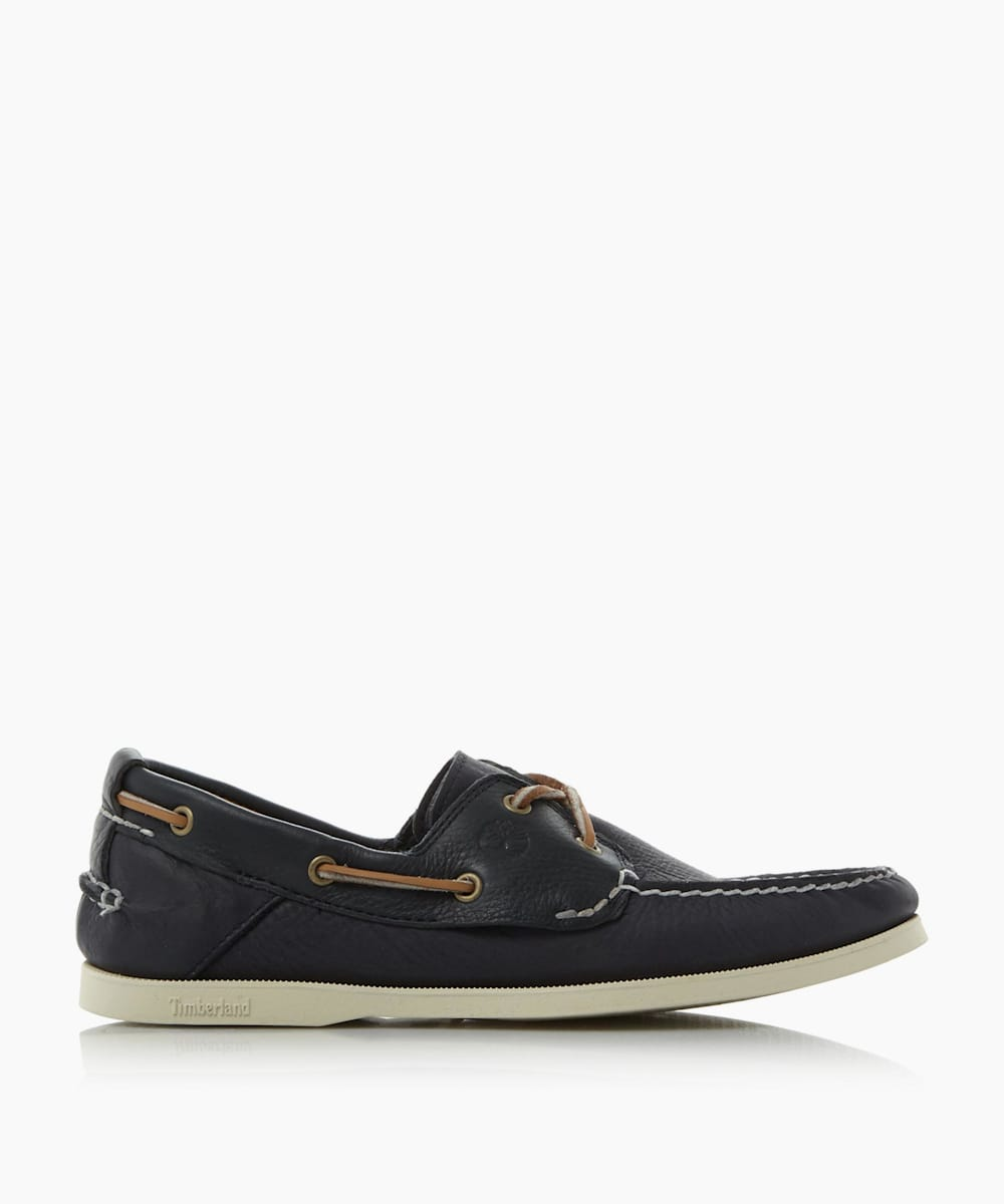 Two Eyelet Boat Shoes