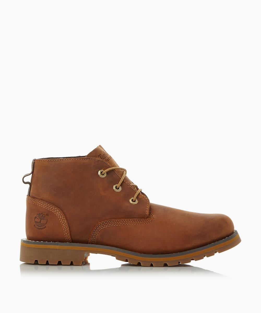 Waterproof Nubuck Chukka Boots