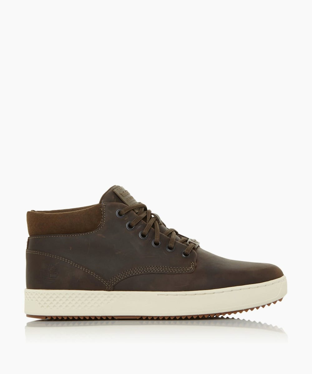 Lace Up High Top Shoes
