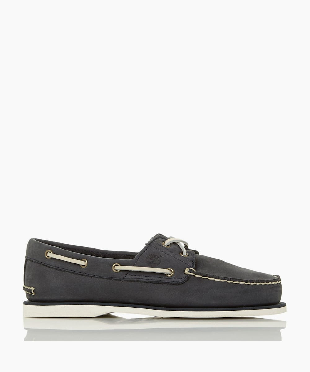 Nubuck Boat Shoes