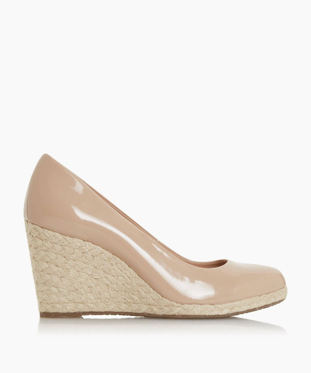 Wedge Heel Espadrille Shoes