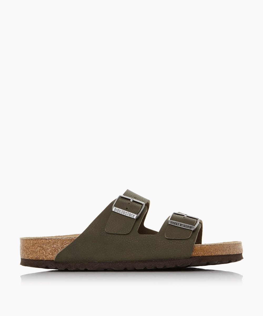Two Bar Mule Sandals
