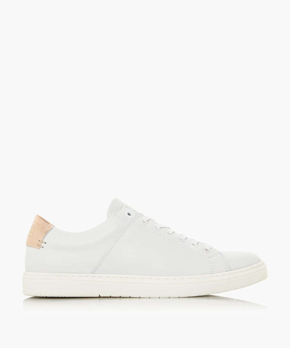 Lace Up Tennis Trainers