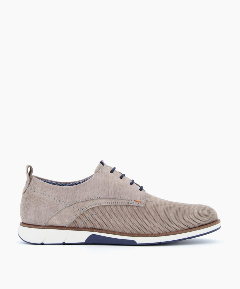 Punch Hole Casual Shoes