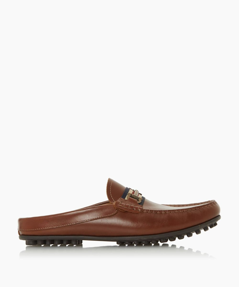 Cleated Sole Loafer