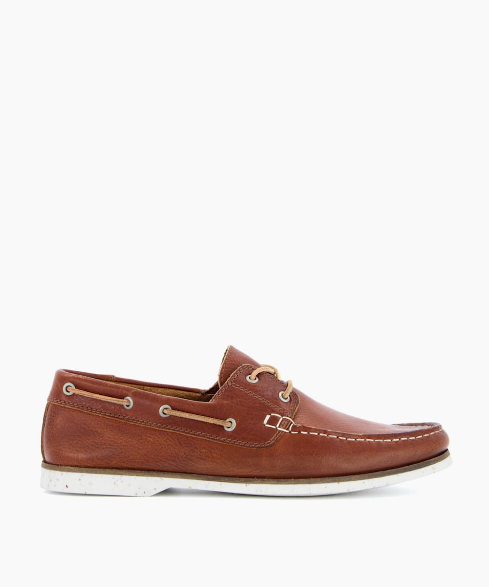 Classic Leather Boat Shoes