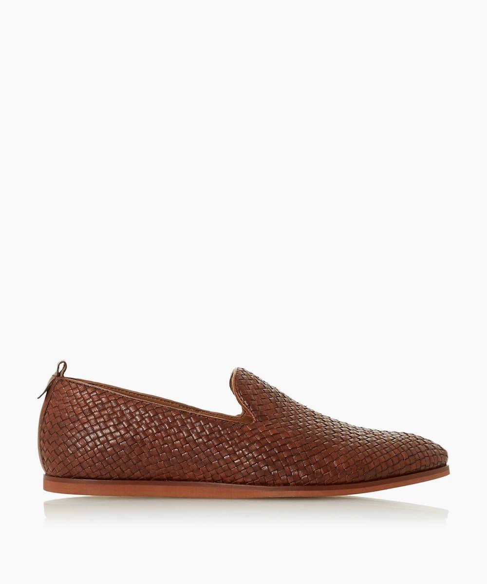Woven Slipper Loafer