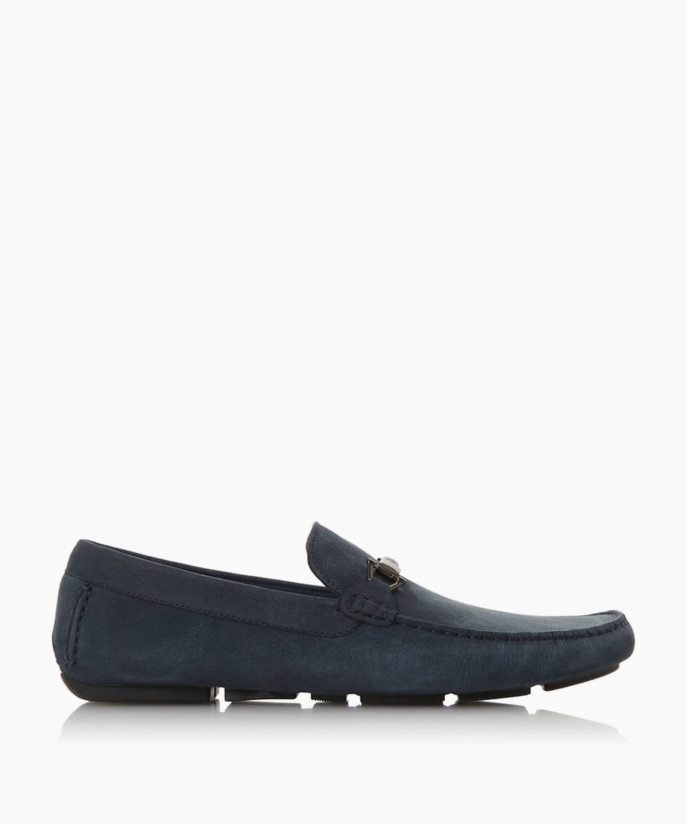 Square Toe Moccasin Loafer