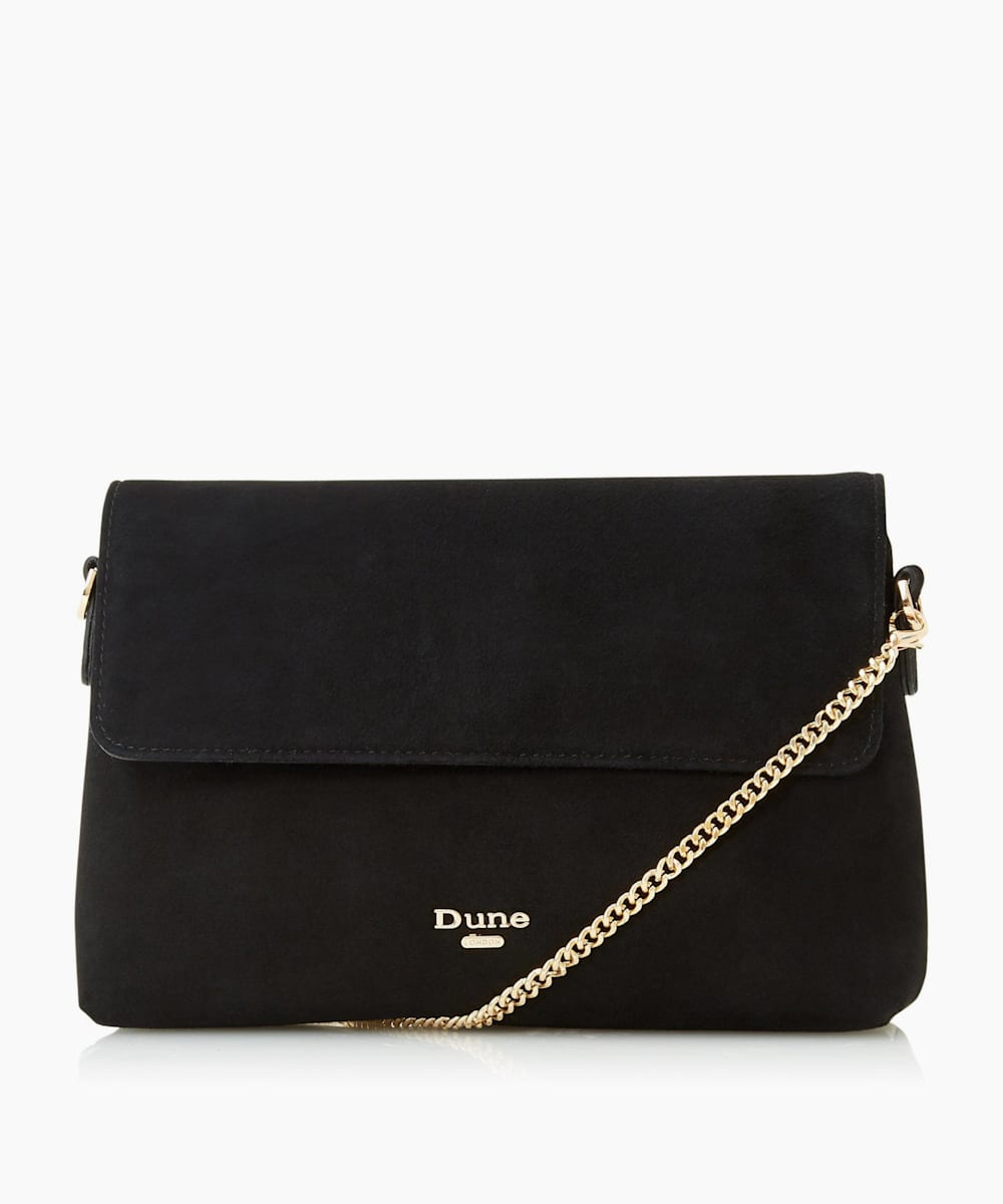 Front Flap Clutch Bag