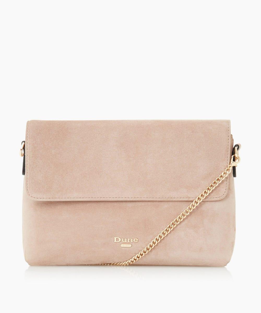 Front Flap Clutch Bag