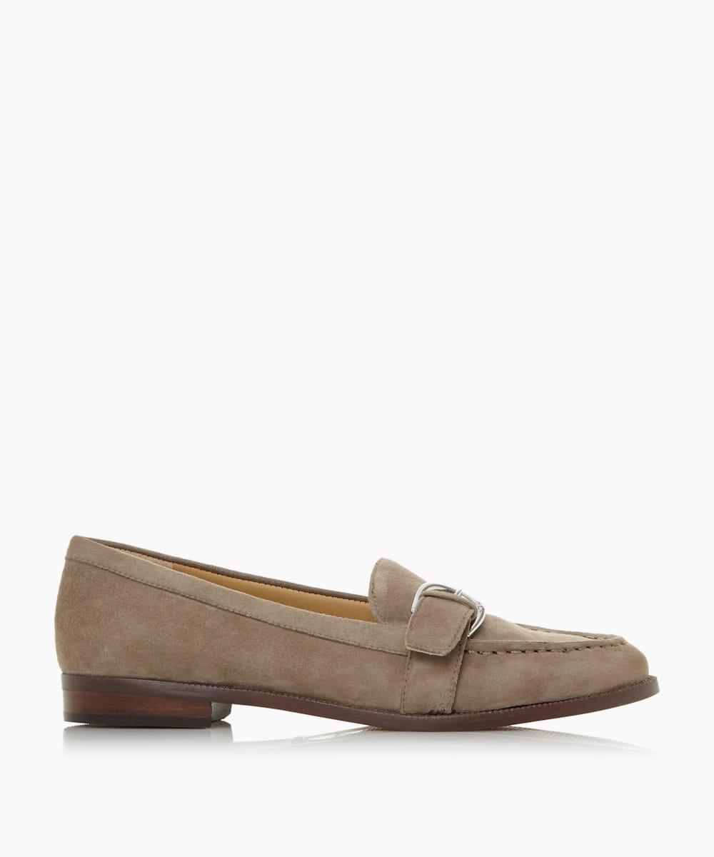Buckle Strap Loafer