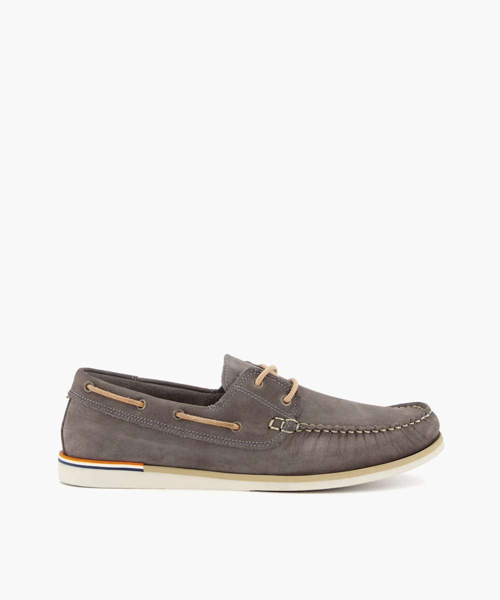 Nubuck Boat Shoes