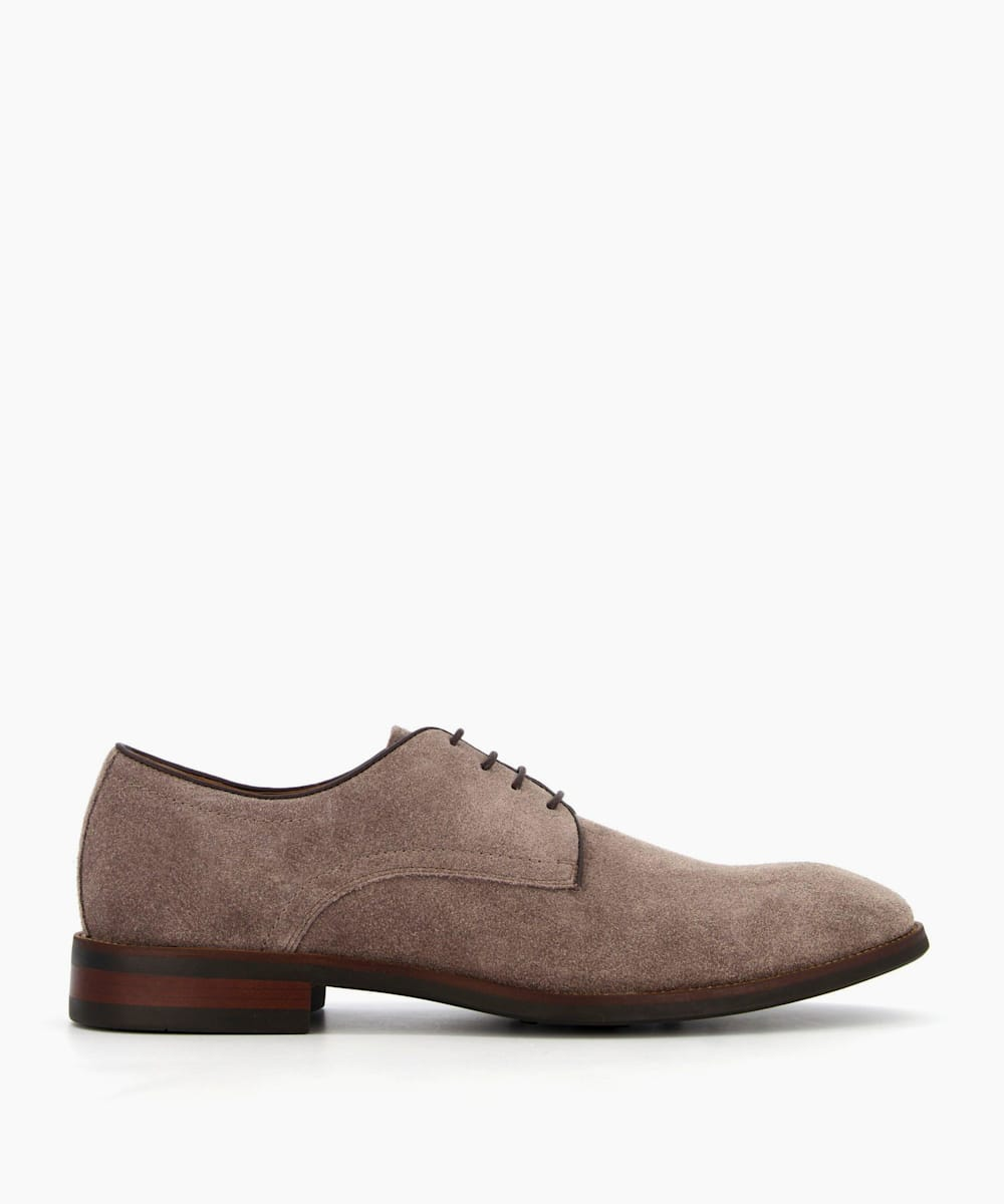 Suede Gibson Shoes