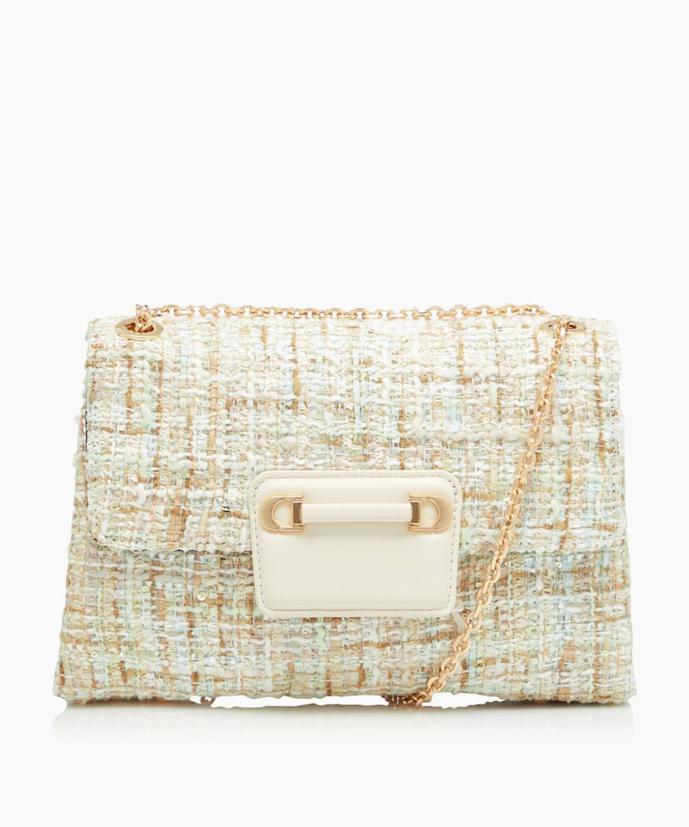 Boucle Snaffle Shoulder Bag