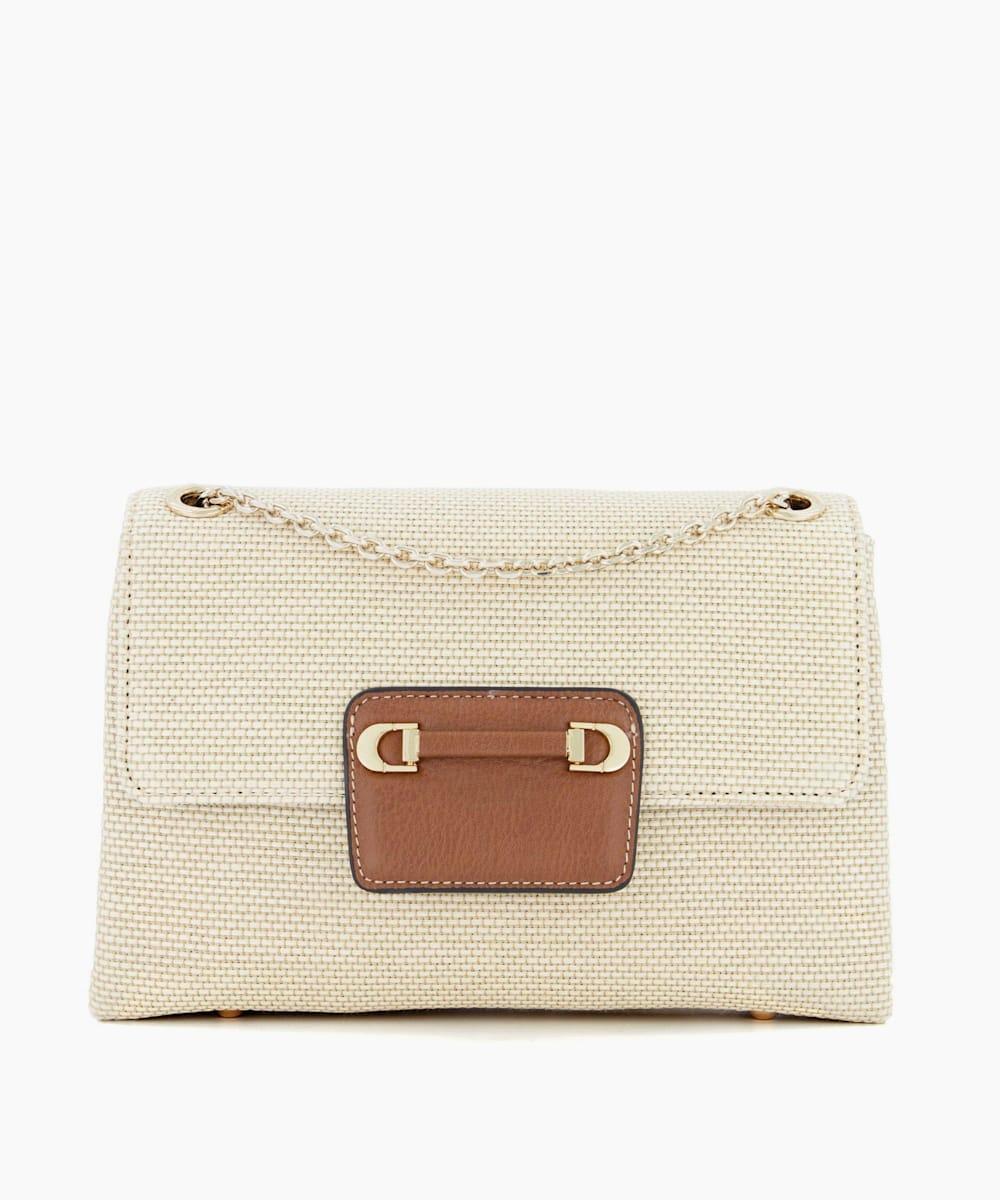 Boucle Snaffle Shoulder Bag