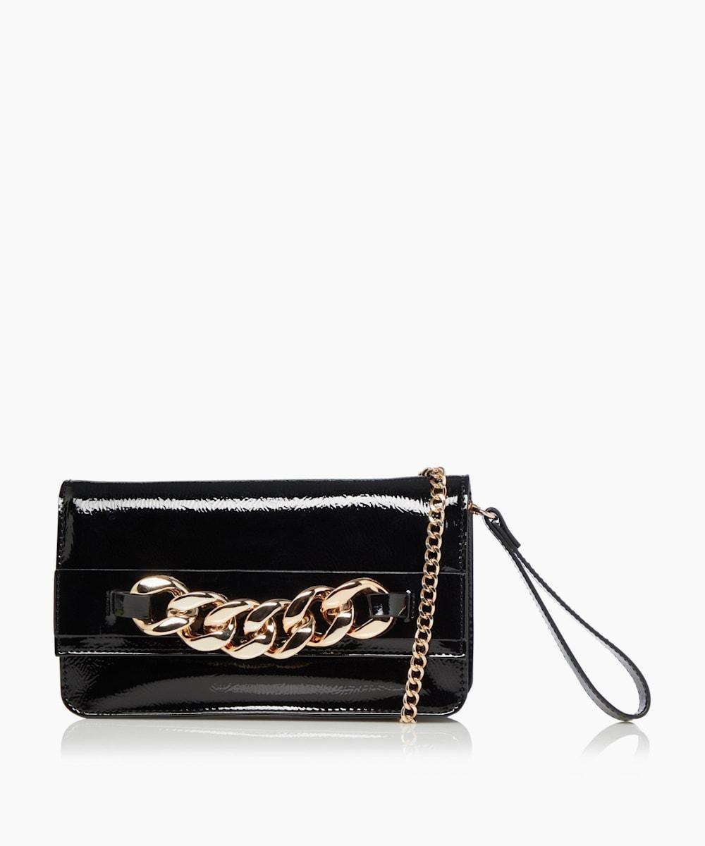 Chunky Chain Shoulder Bag