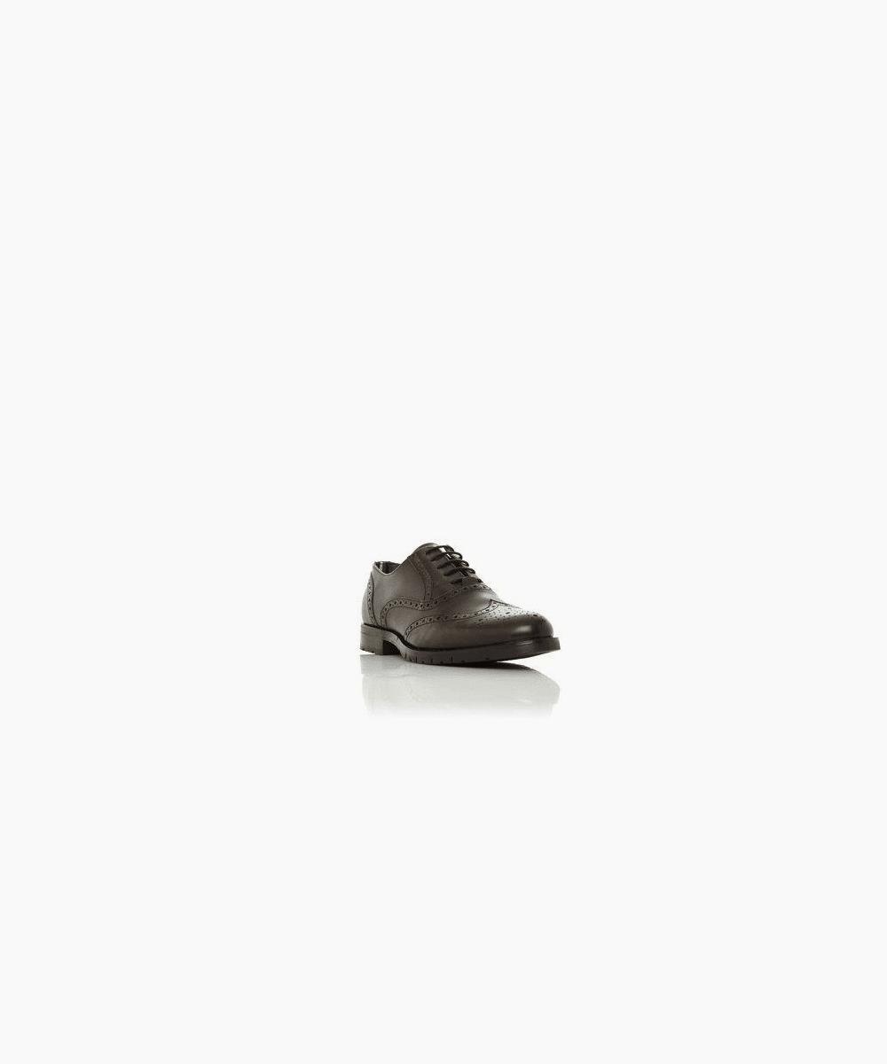 brushed leather - grey
