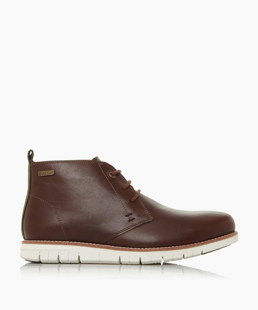 Lace Up Chukka Boots