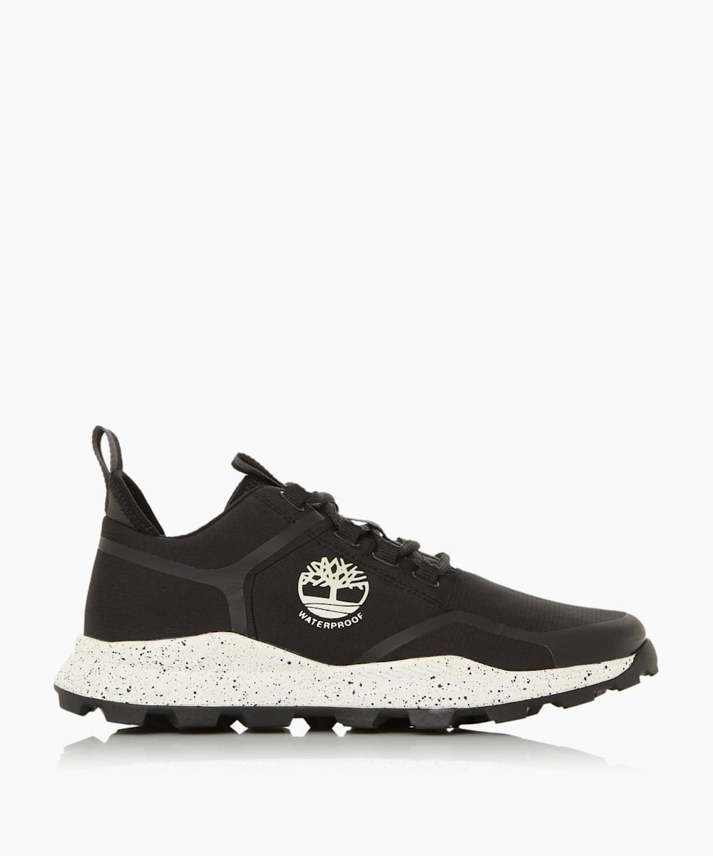 Patterned Trim Chunky Trainers
