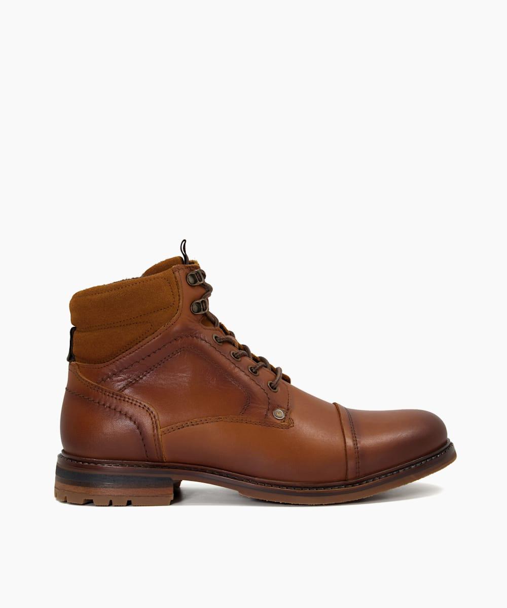 Toe Cap Worker Boots
