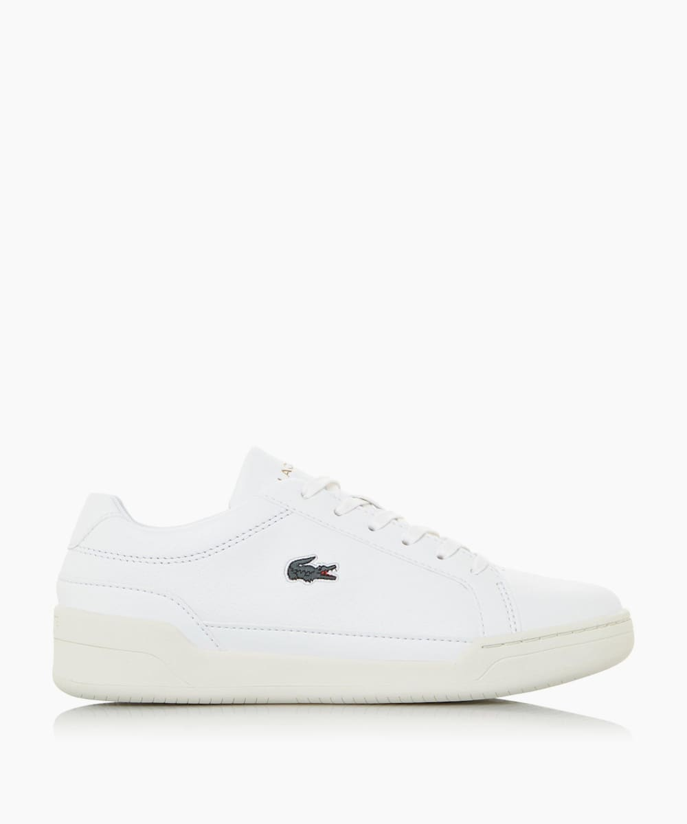 Logo Chunky Sole Lace-Up Trainers