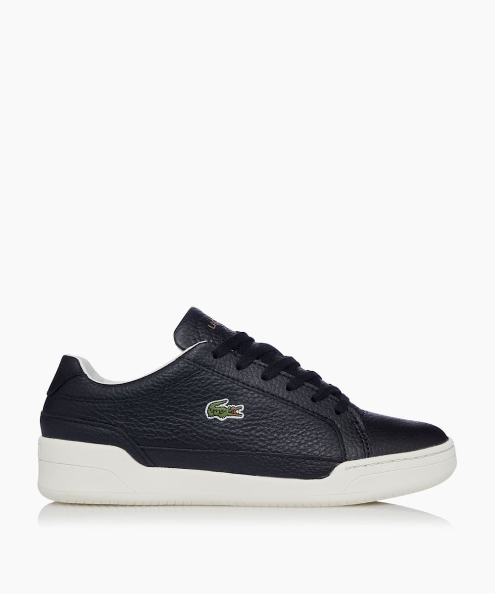 Chunky Sole Lace-Up Trainers