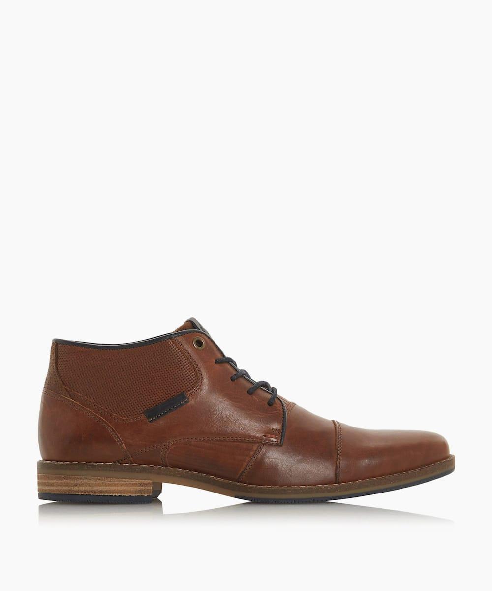 Lace Up Chukka Boots