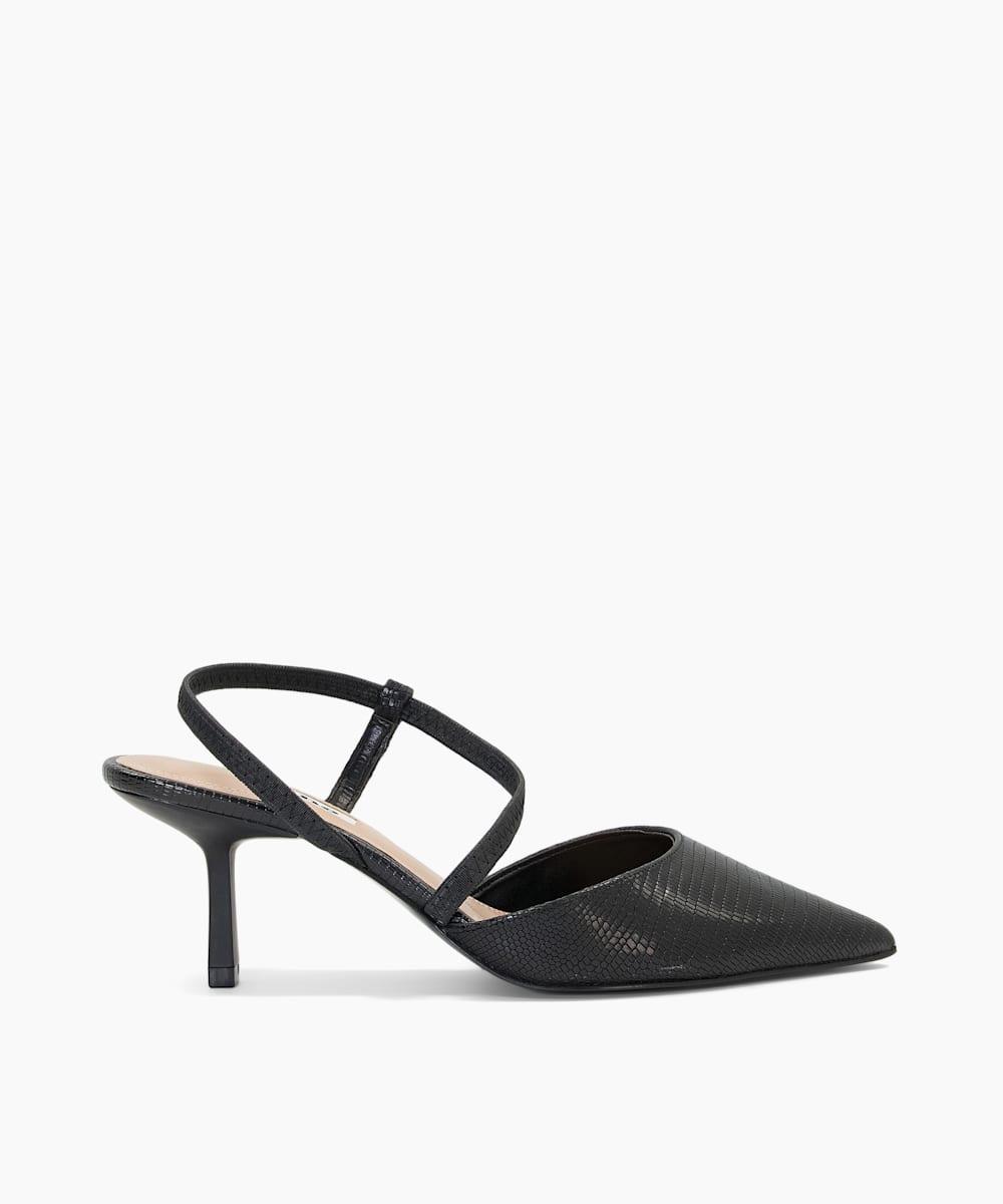 Asymmetric Court Shoes