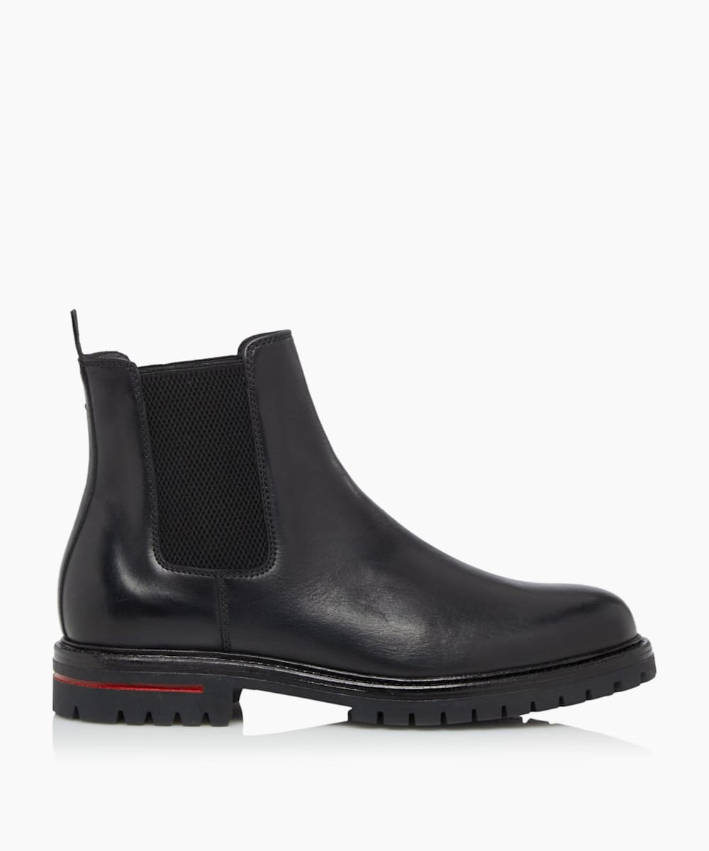 Heavy Tread Chelsea Boots