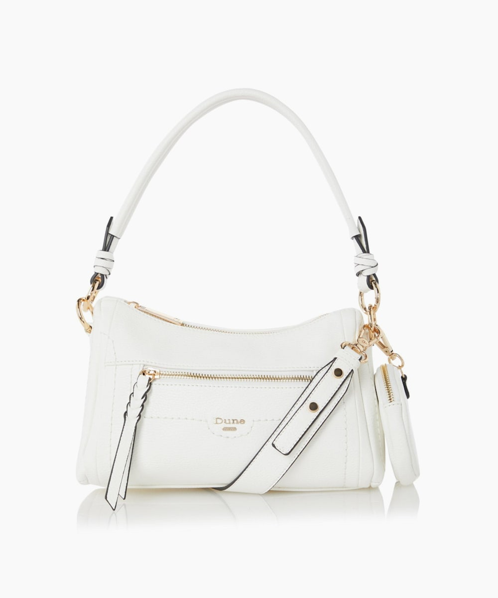Small Zip Top Crossbody Bag