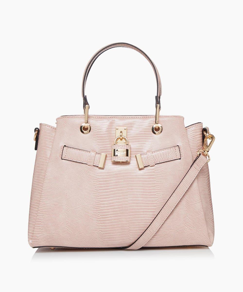 Padlock Tote Bag
