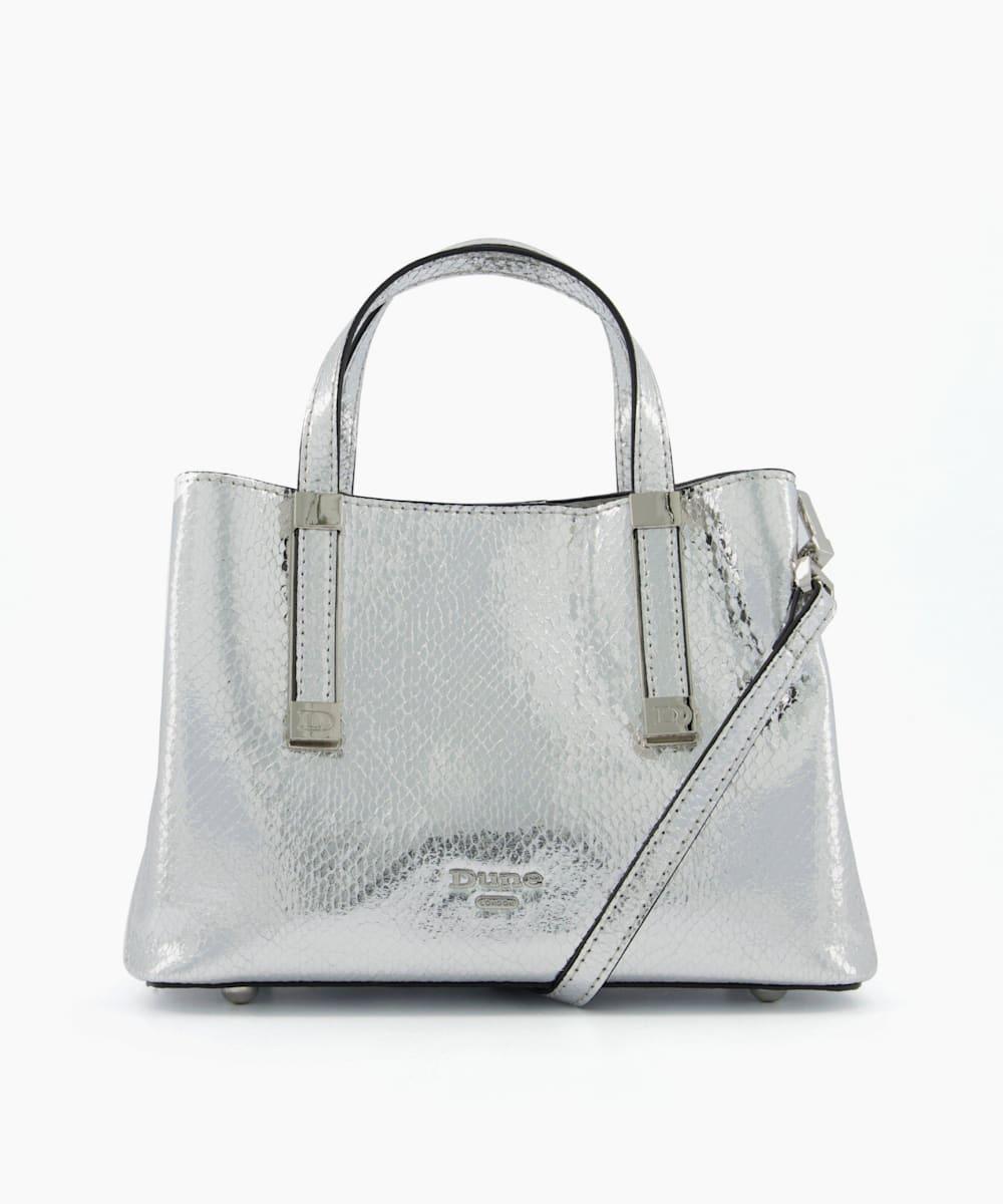 Unlined Mini Tote Bag