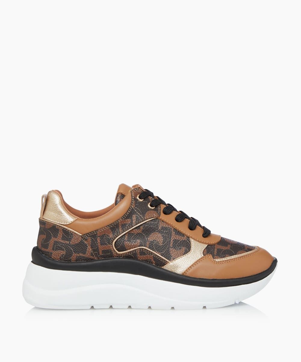 Wedge Sole Trainers