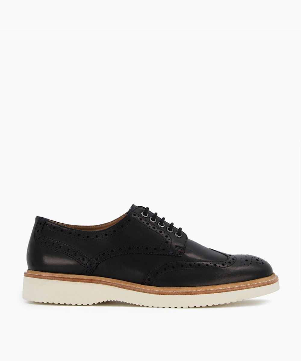Casual Wingtip Brogues