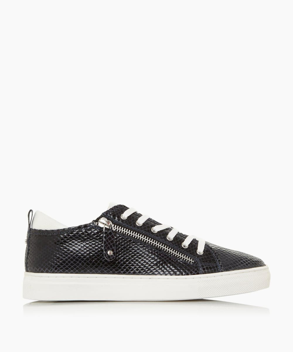 Side Zip Trainers
