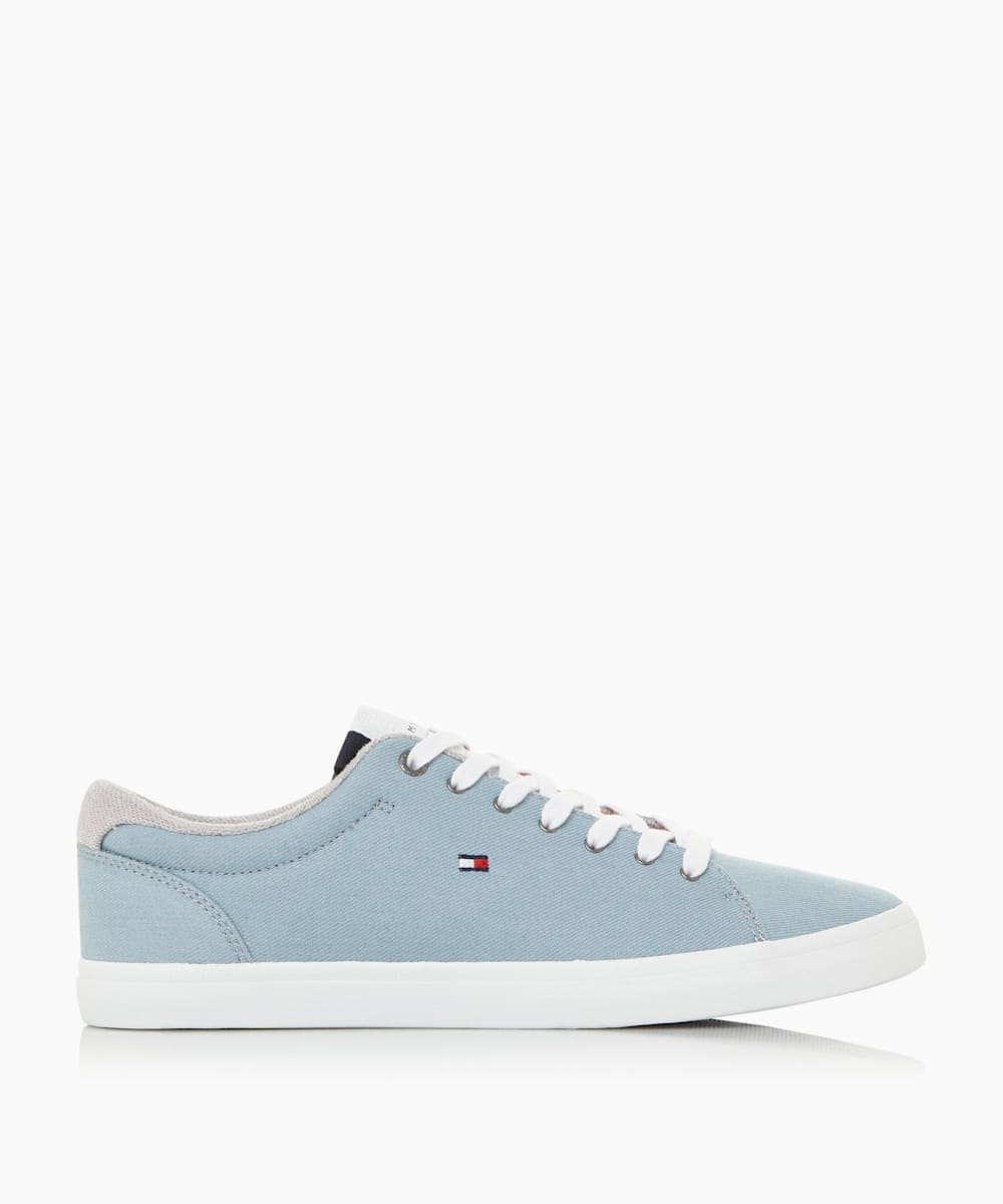 Logo Lace Up Trainers