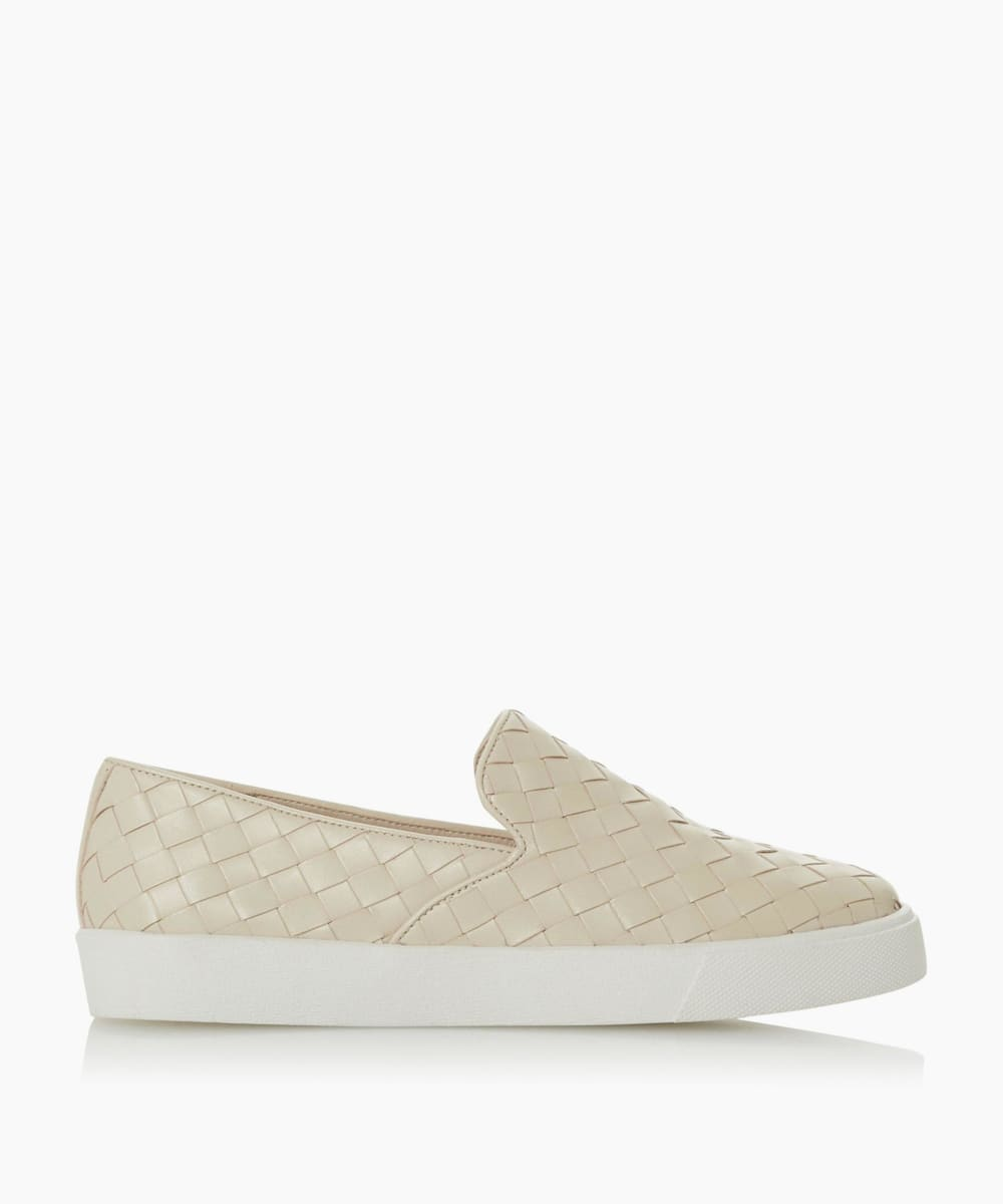 Woven Skater Trainers