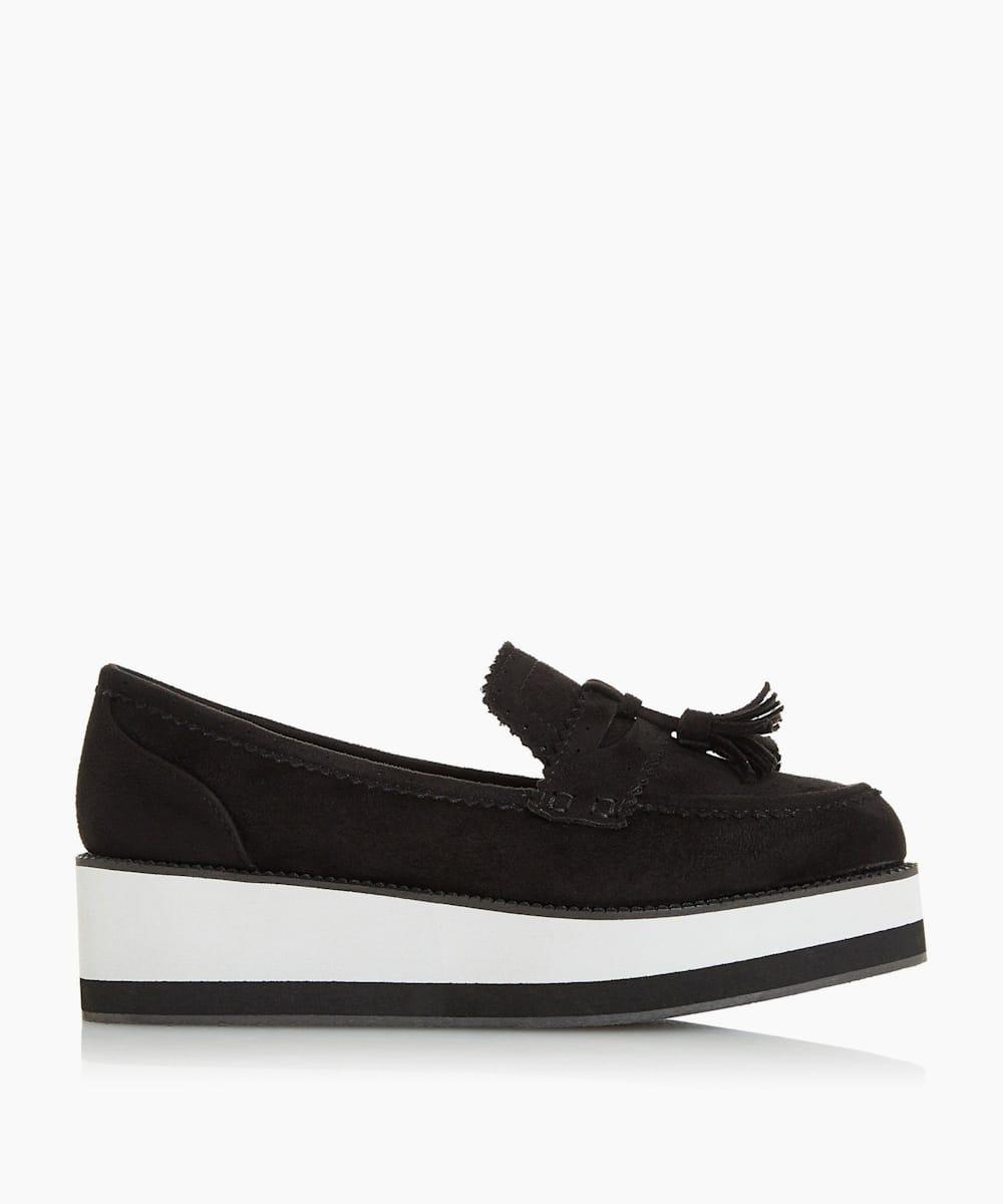Flatform Loafer